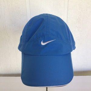 NIKE FEATHERLIGHT ROYAL BLUE RUNNING HAT